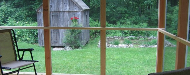 Porch Time – Slowing Down on Purpose
