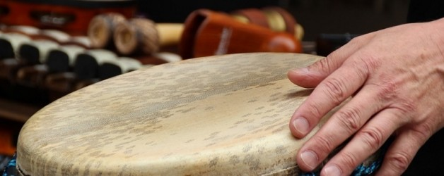 Giving All to Jesus – Just Play Your Drum – What will you bring?